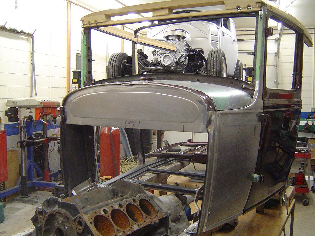 1930 Model A Ford Sedan