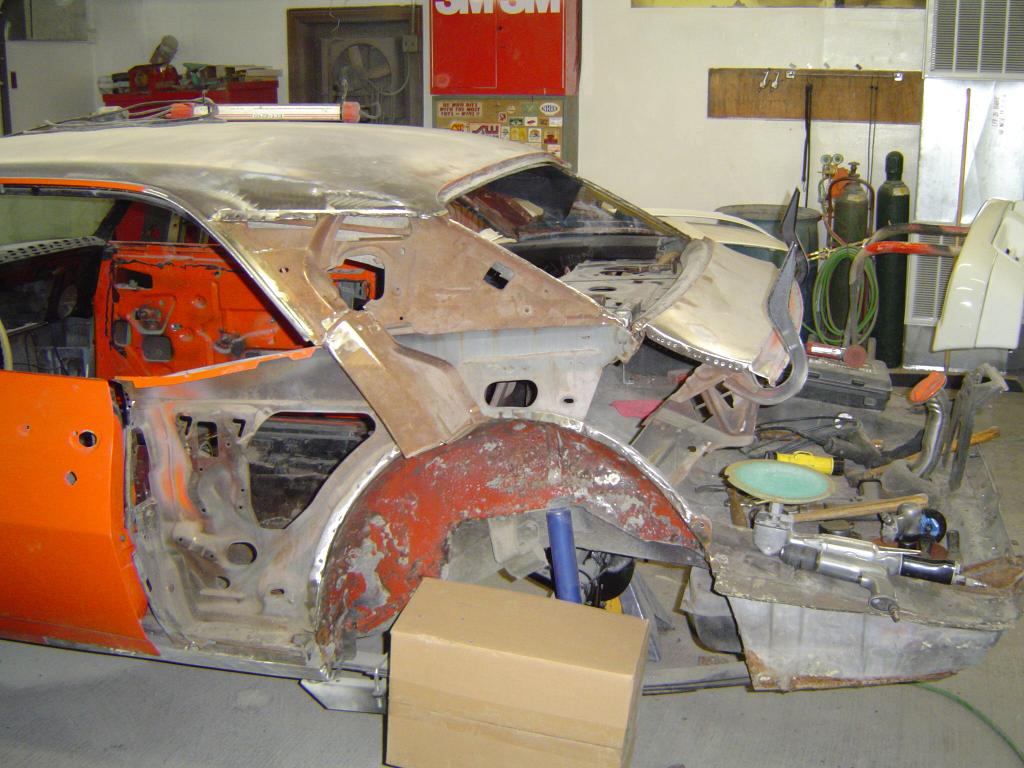 Custom Car Fabrication Street Rod Auto Parts Classic Automobile