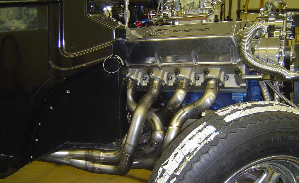Custome Exhaust Headers